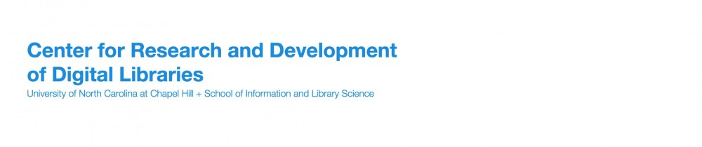 Center for Research and Development of Digital Libraries